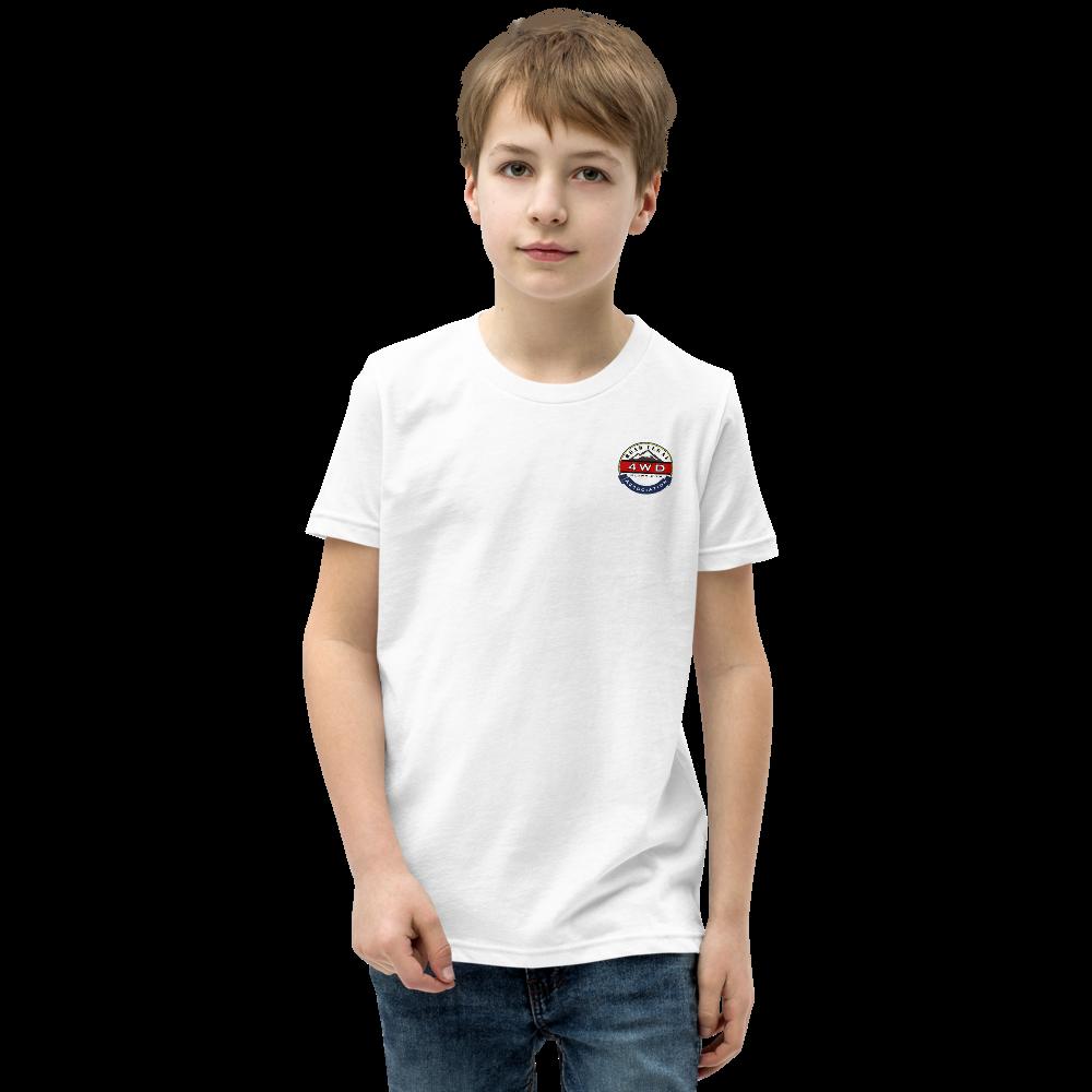 Youth Short Sleeve RL4WD Printed T-Shirt
