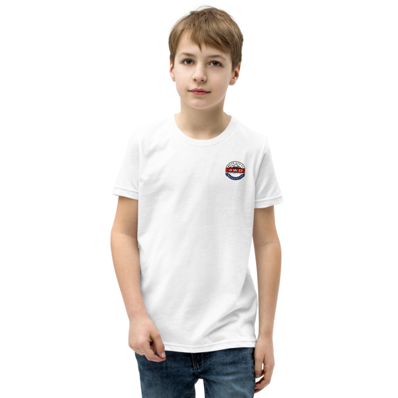 Youth Short Sleeve RL4WD Printed T-Shirt