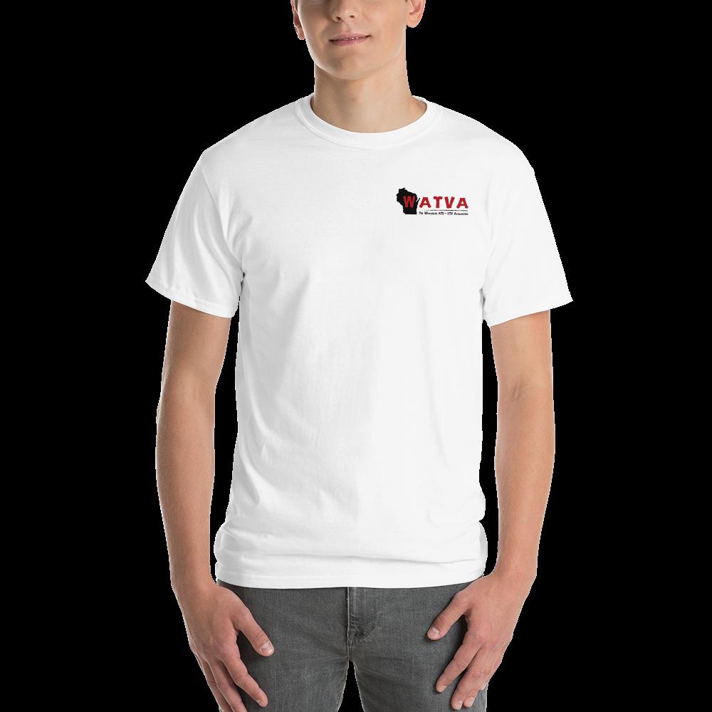 WATVA Printed Short Sleeve T-Shirt