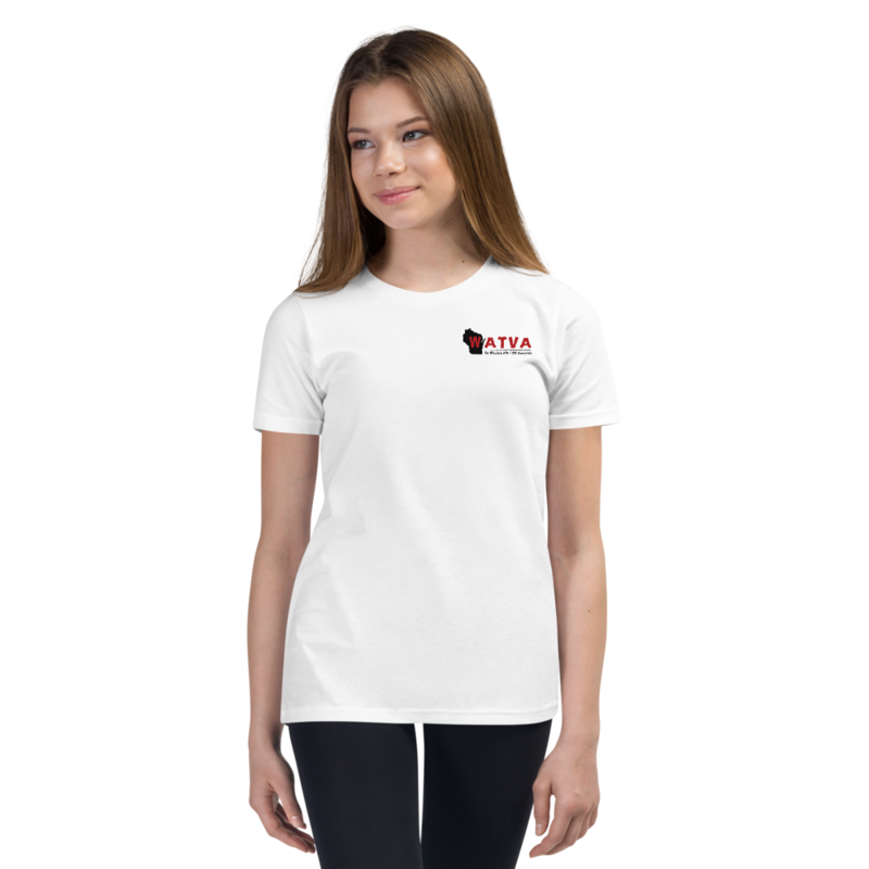 WATVA Youth Short Sleeve Printed T-Shirt