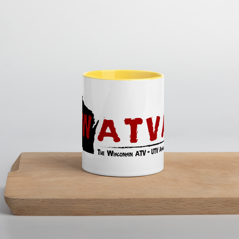 WATVA Mug with Color Inside
