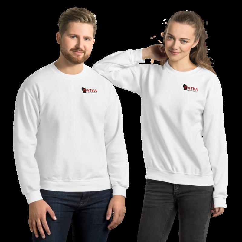WATVA Unisex Printed Sweatshirt