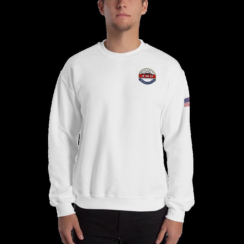 RL4WD Unisex Printed Sweatshirt