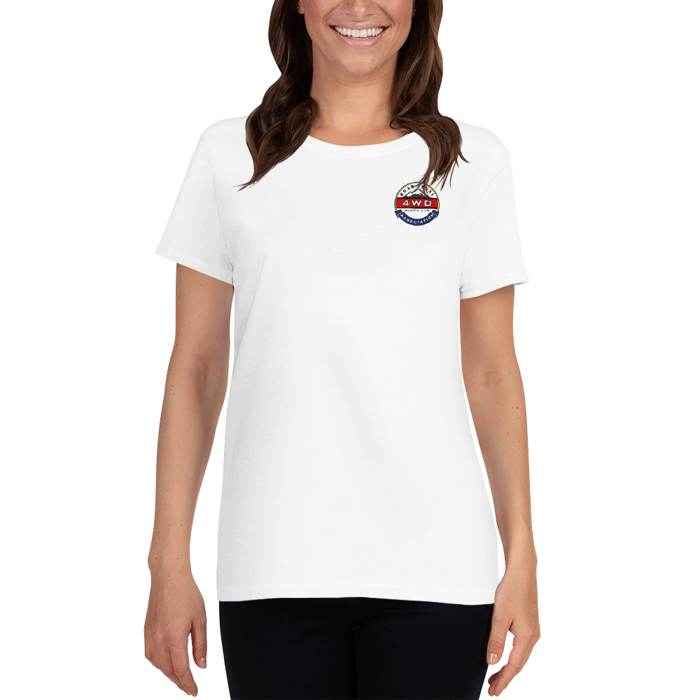 Women's RL4WD short sleeve printed t-shirt