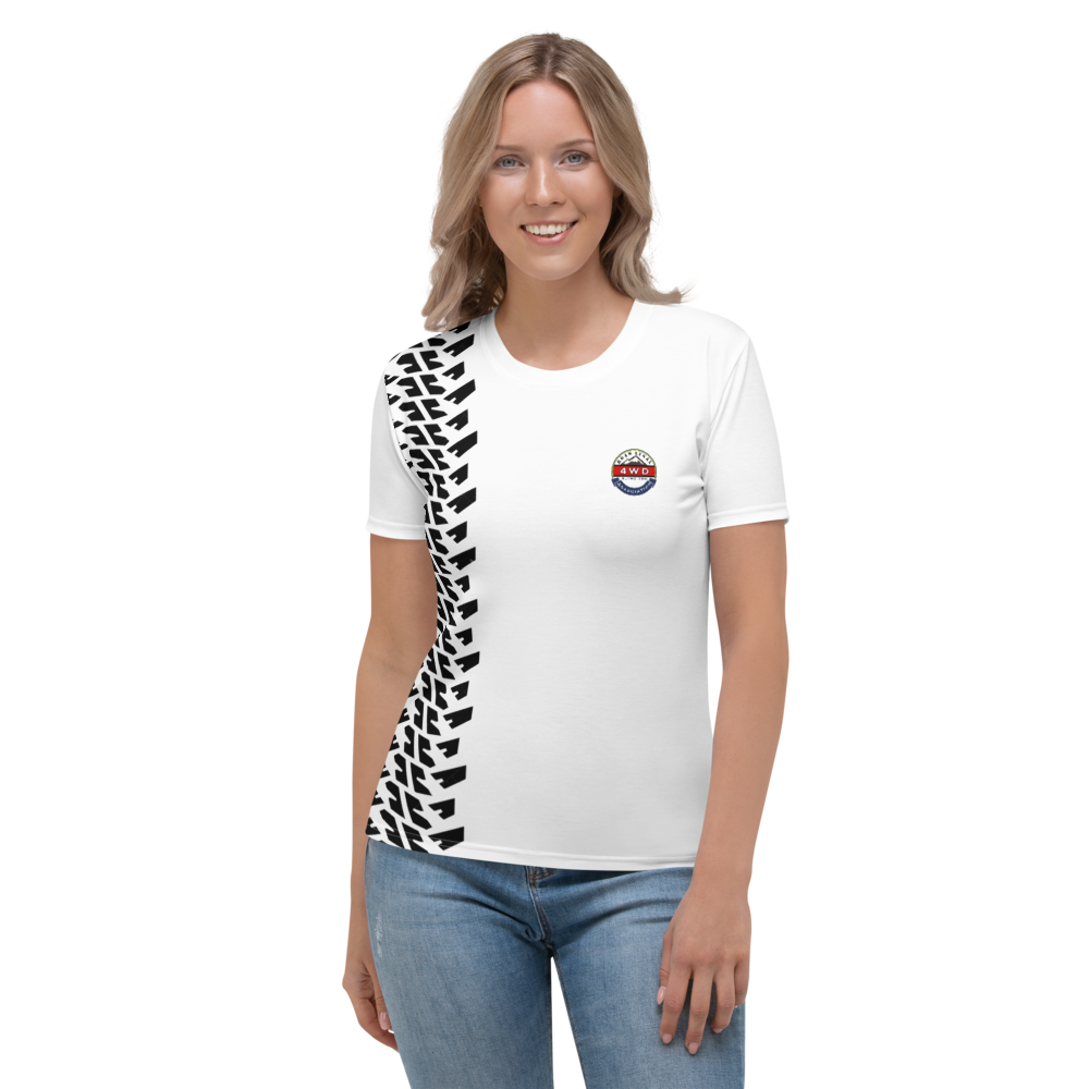 Women's RL4WD Tread Printed T-shirt