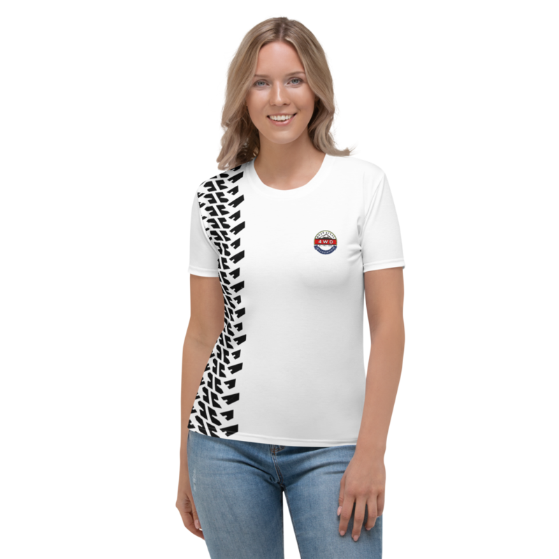 Women's RL4WD Tread Printed T-shirt