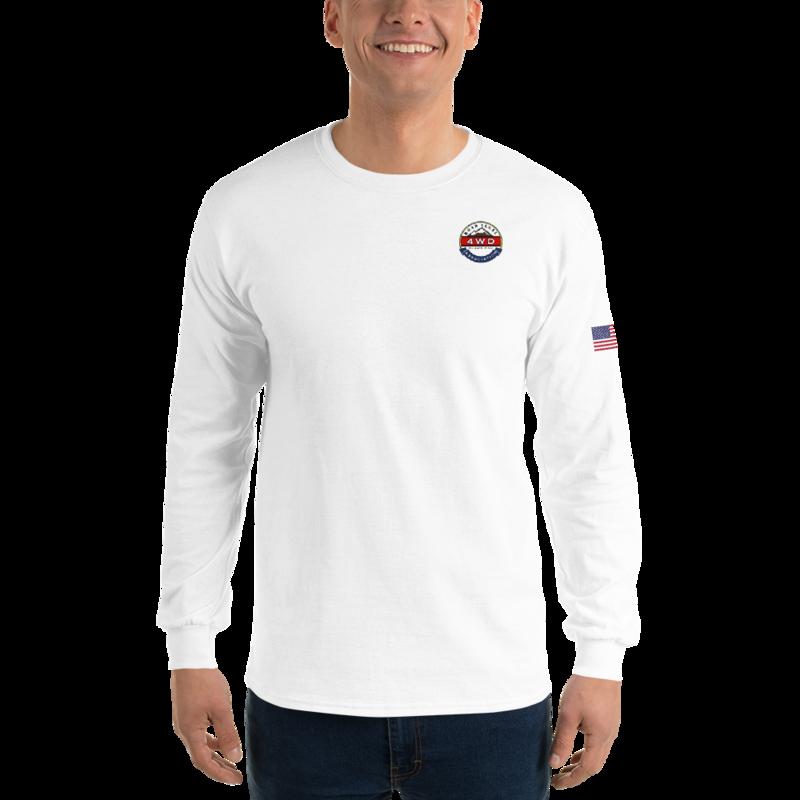 Men's RL4WD Long Sleeve Printed Shirt