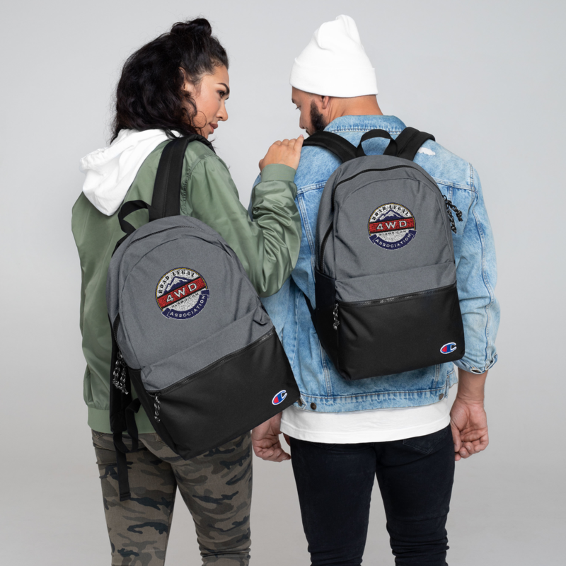 Embroidered RL4WD Champion Backpack