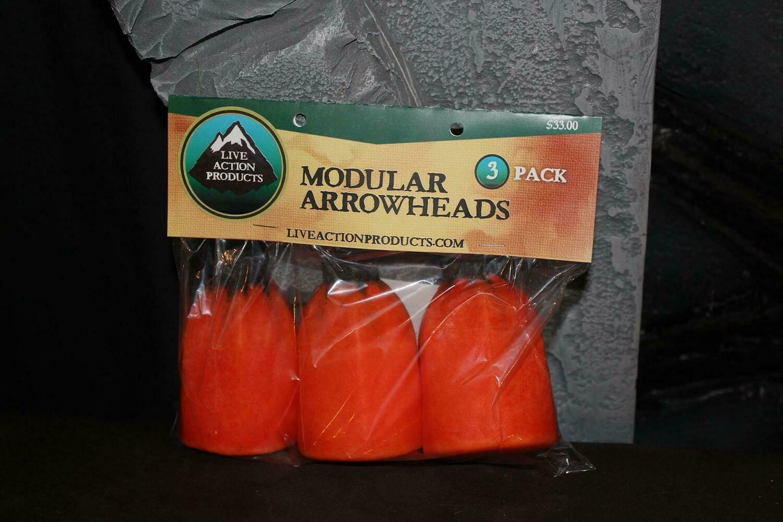Modular Foam Arrowhead