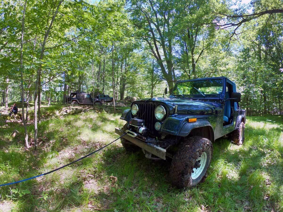 June 2021 Tigerton Trail Ambassador Field Day