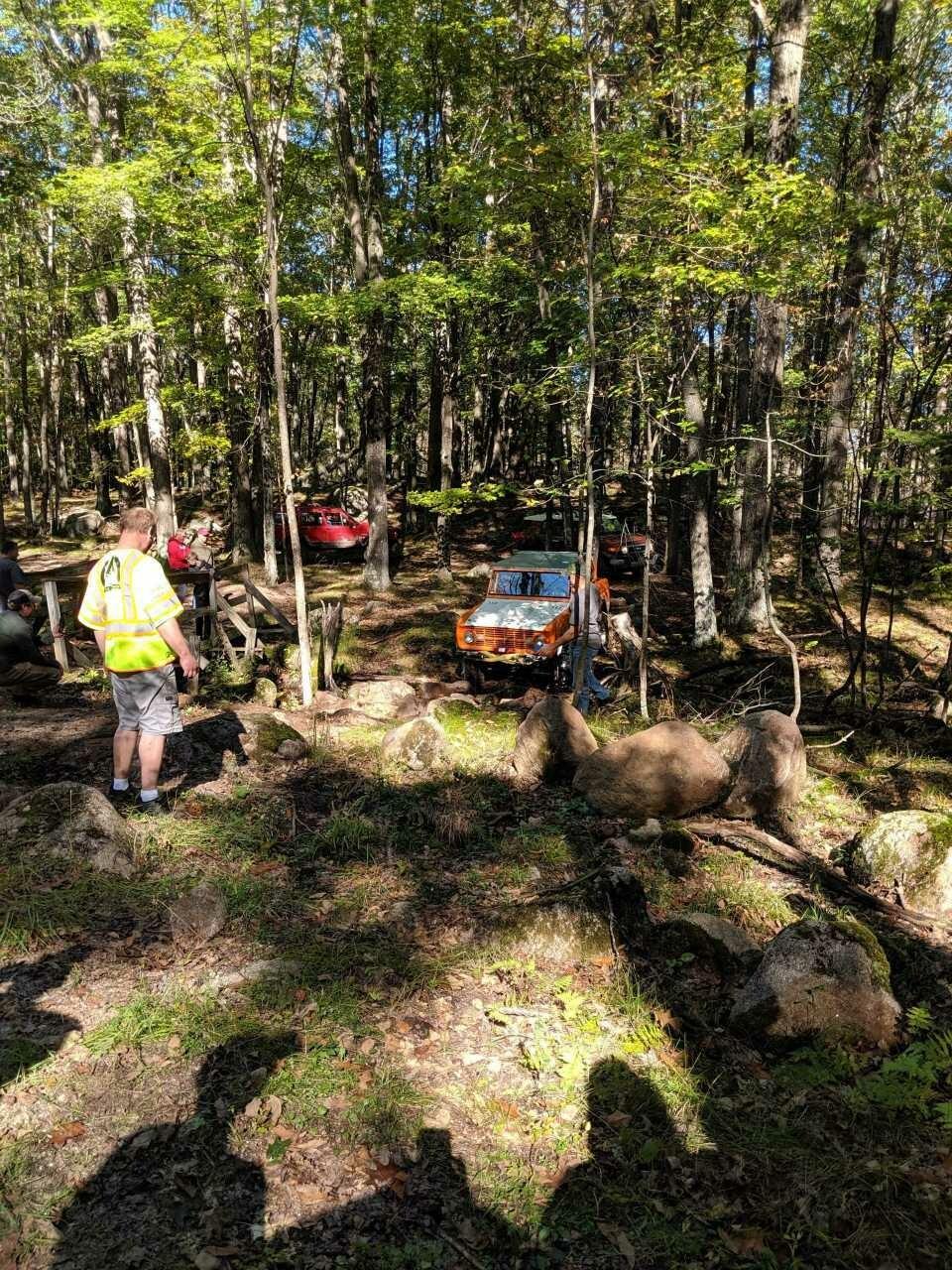 October 2021 Tigerton Trail Ambassador Field Day