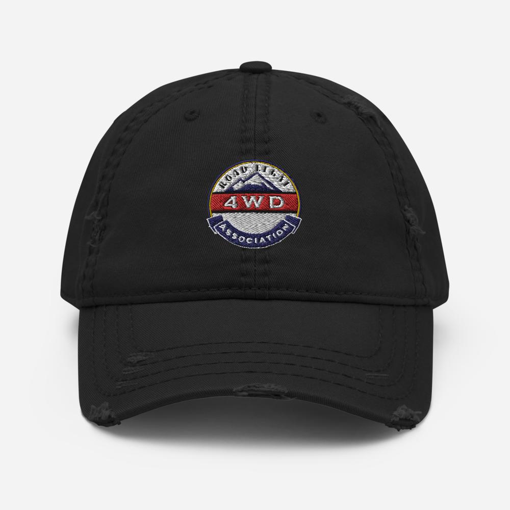RL4WD Distressed Hat