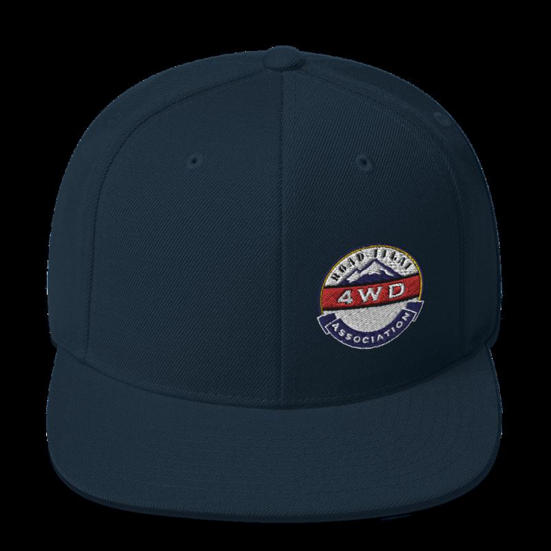 Snapback Offset RL4WD Hat