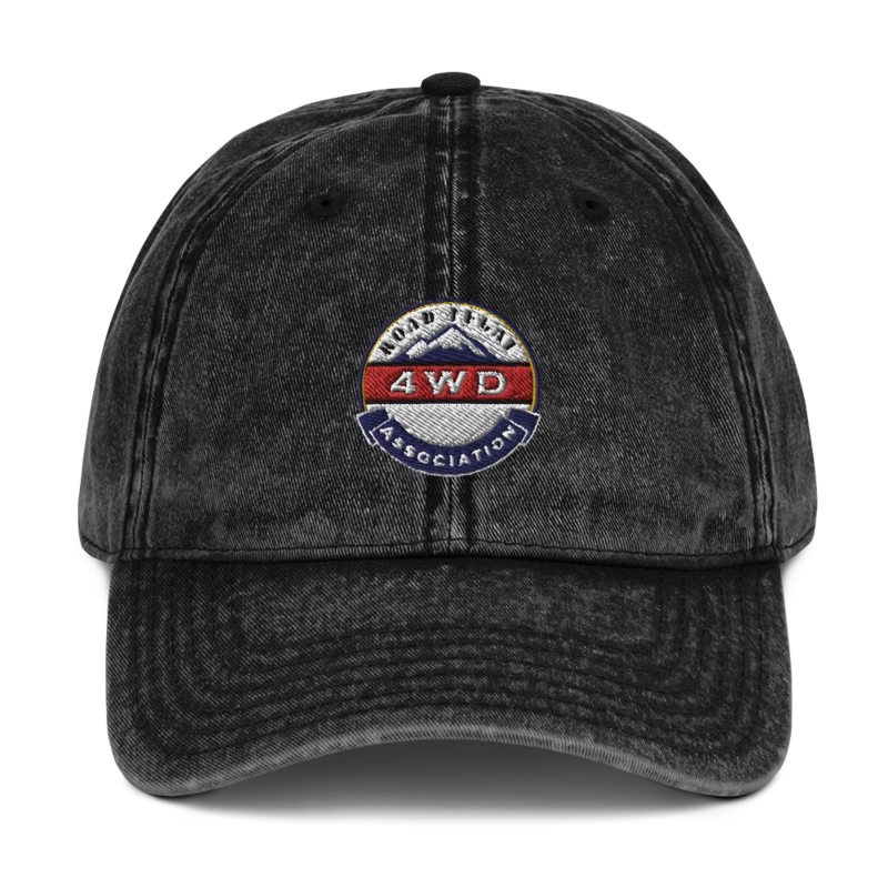 Vintage RL4WD Cotton Twill Cap
