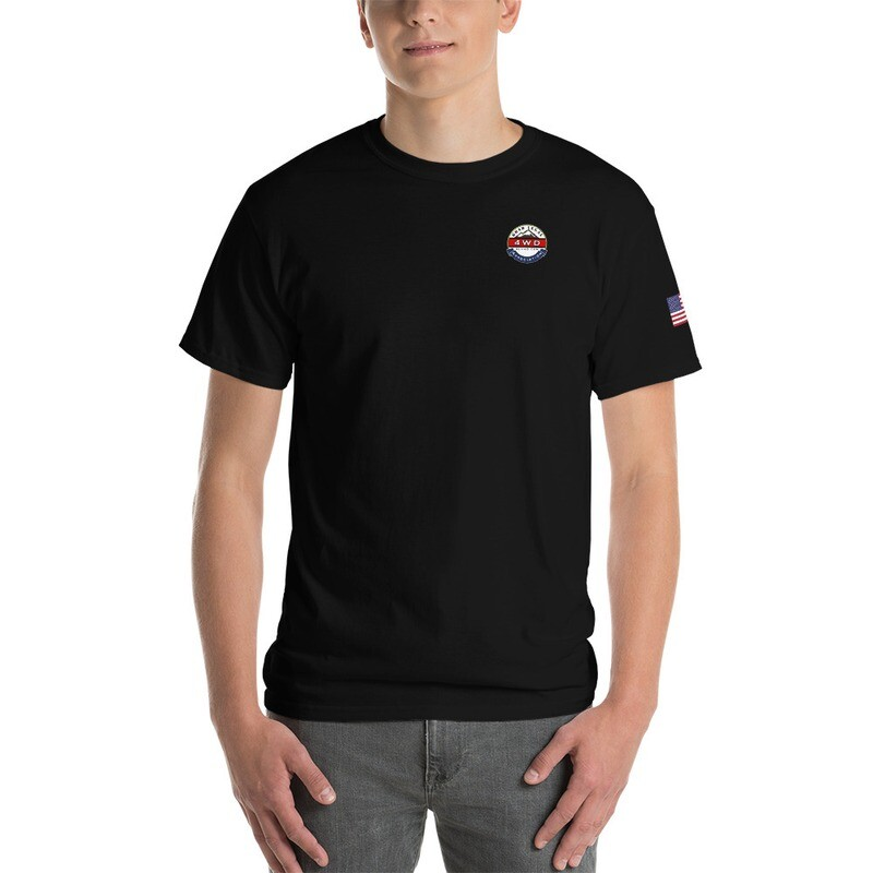 Glacial Lake RL4WD Short Sleeve T-Shirt