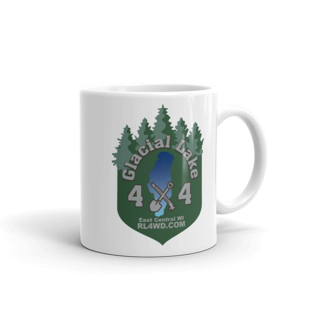 Glacial Lake RL4WD Mug