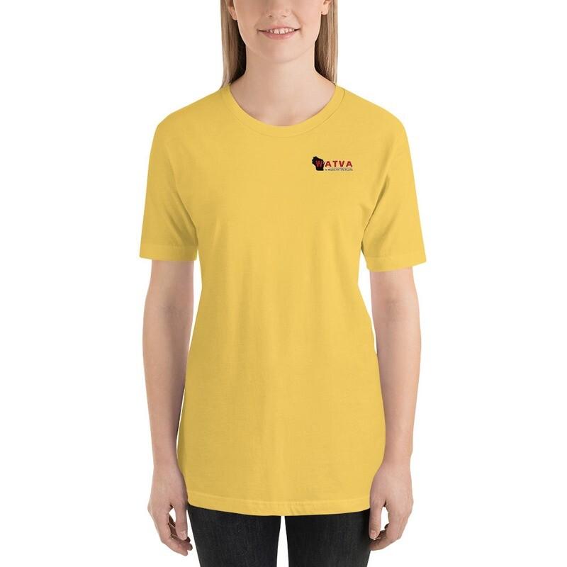 Woman's Short-Sleeve WATVA T-Shirt