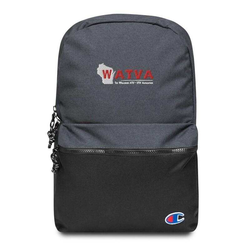 WATVA Embroidered Champion Backpack