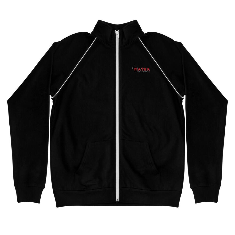 WATVA Piped Fleece Jacket
