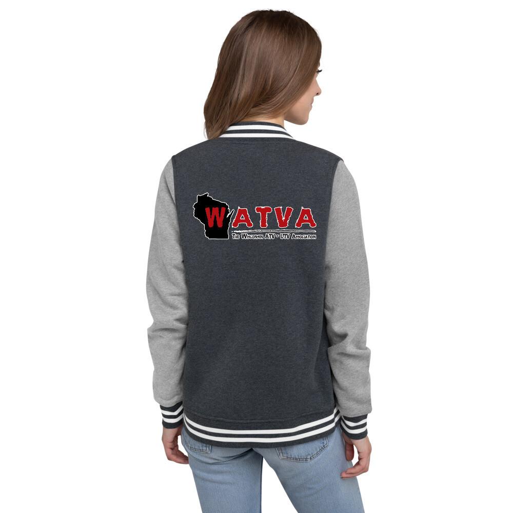 WATVA Women's Letterman Jacket
