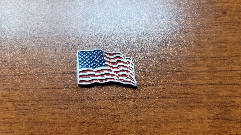 "1/2"" Metal American Flag Fundraiser"