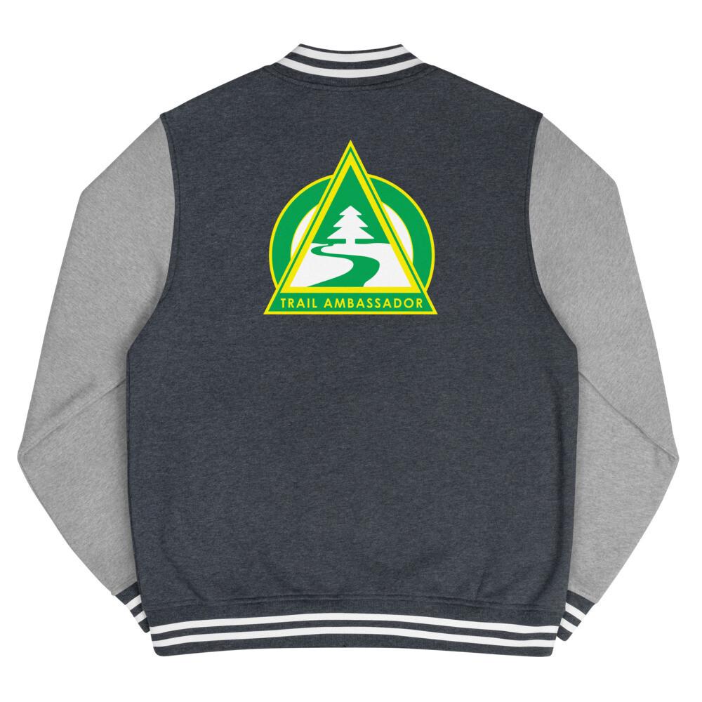 Men's Trail Ambassador Letterman Jacket