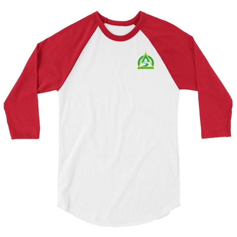 Trail Ambassador 3/4 sleeve raglan shirt
