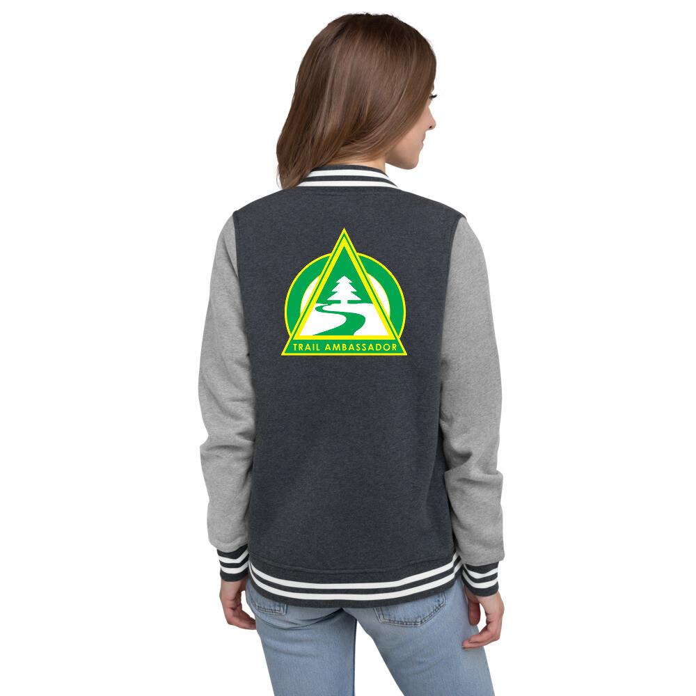 Women's Trail Ambassador Letterman Jacket