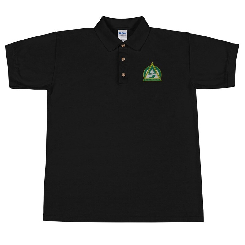 Trail Ambassador Embroidered Polo Shirt
