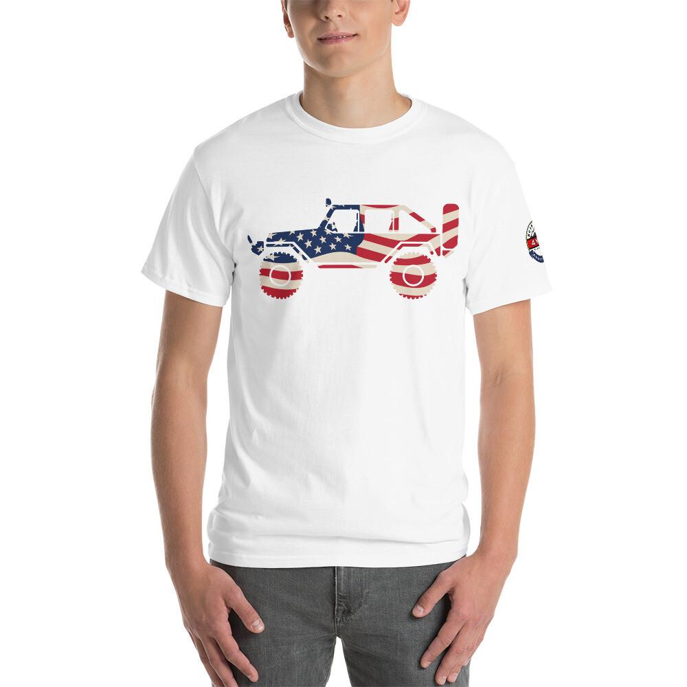 USA Wrangler Short Sleeve T-Shirt