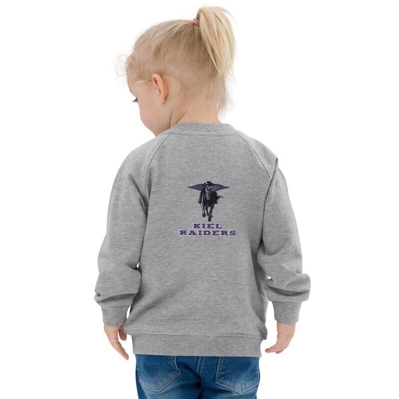 Kiel Raiders Baby Organic Bomber Jacket