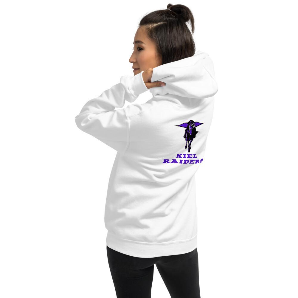Woman's Kiel Raiders Hoodie