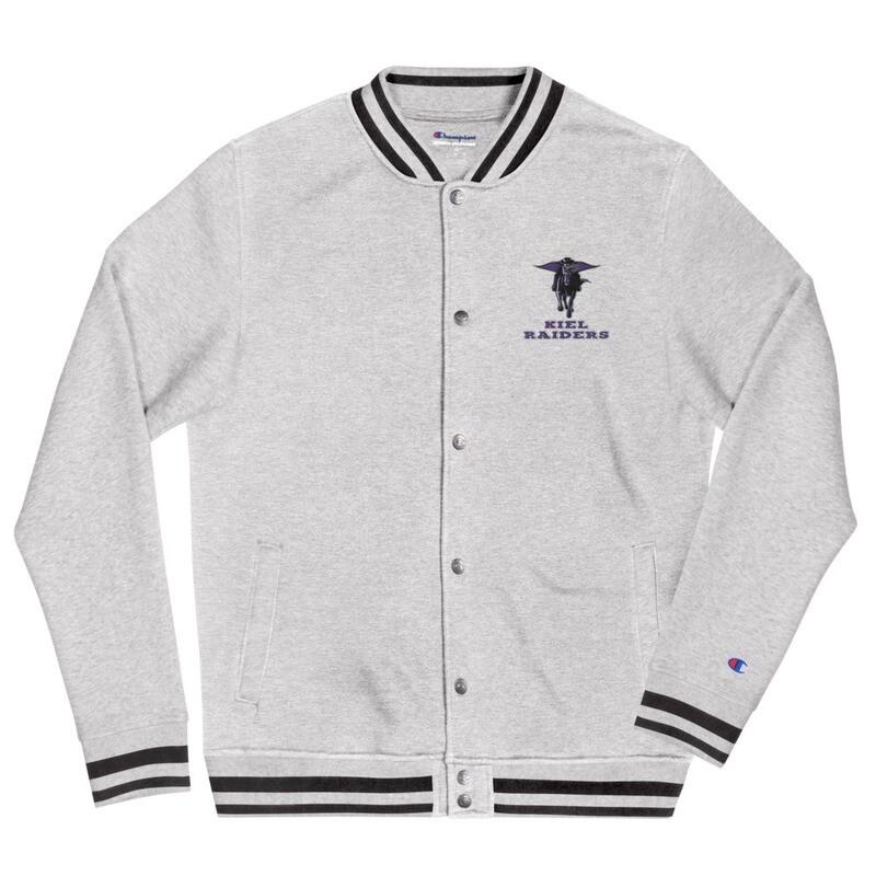Kiel Raiders Embroidered Champion Bomber Jacket