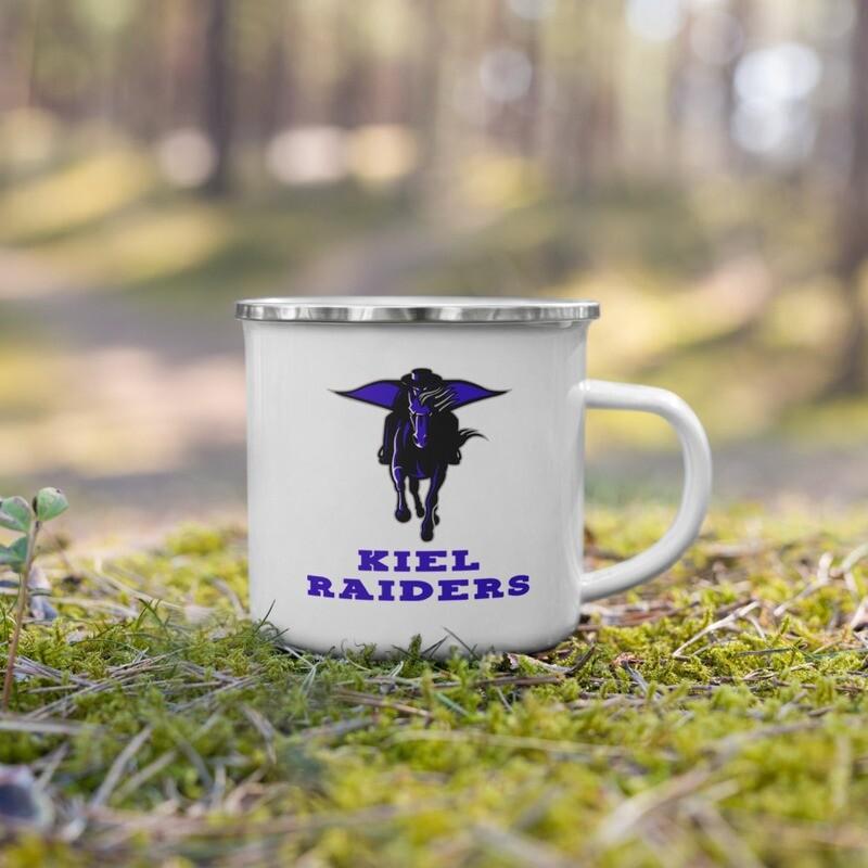 Kiel Raiders Enamel Mug