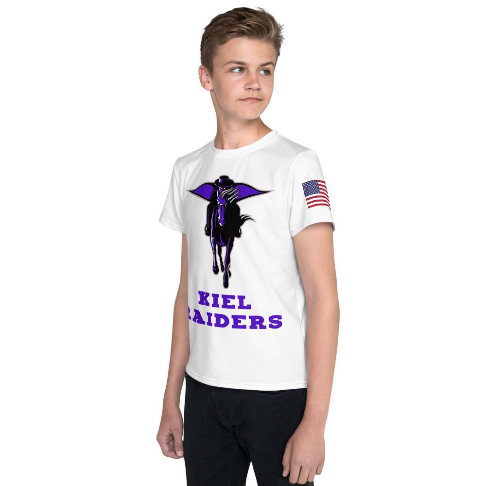 Kiel Raiders USA Youth T-Shirt