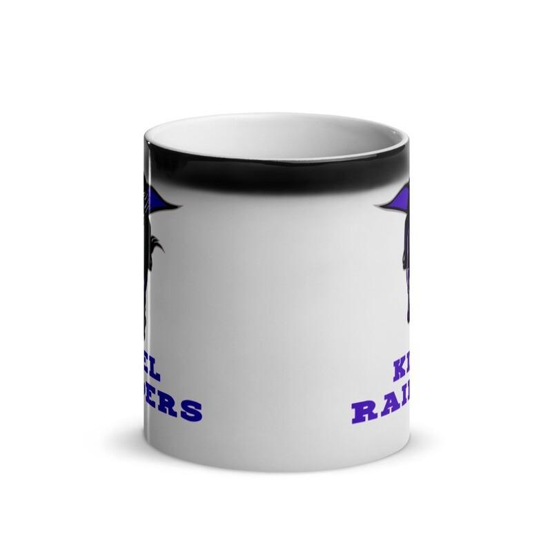 Kiel Raiders Glossy Magic Mug