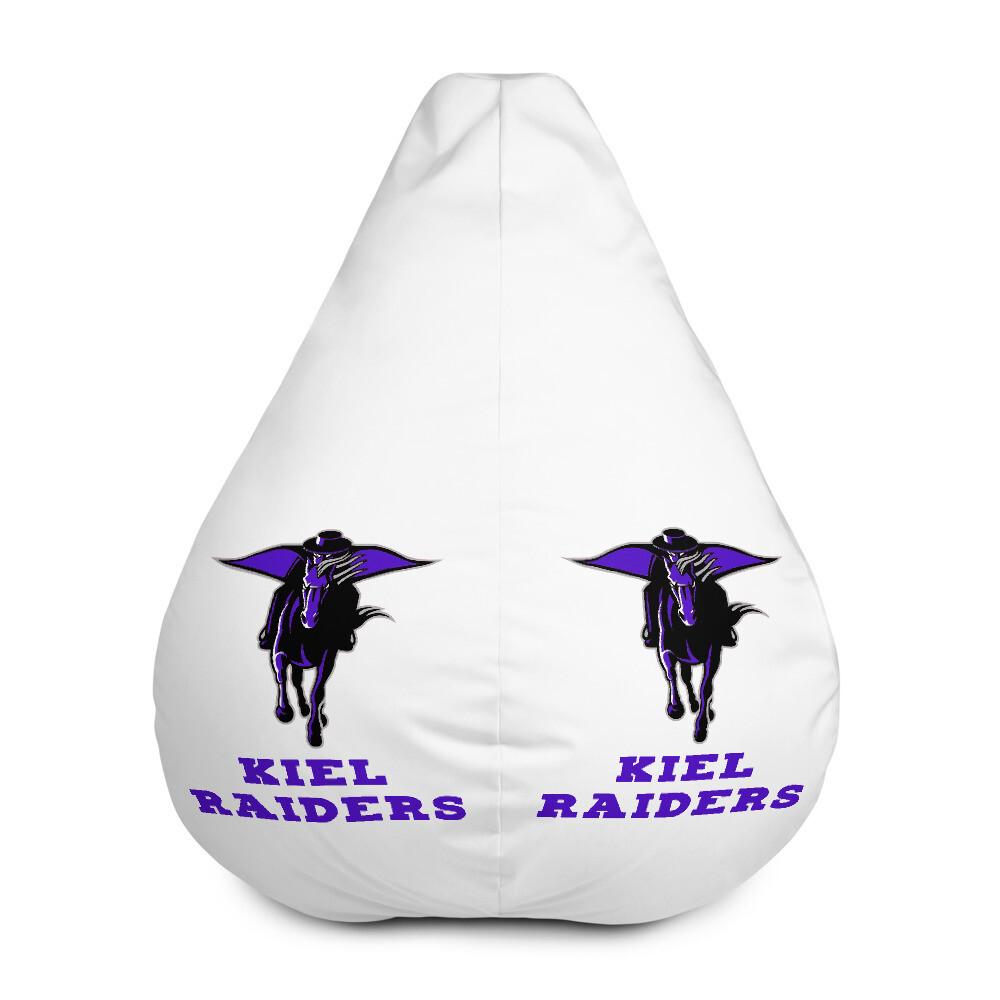 Kiel Raiders Bean Bag Chair w/ filling