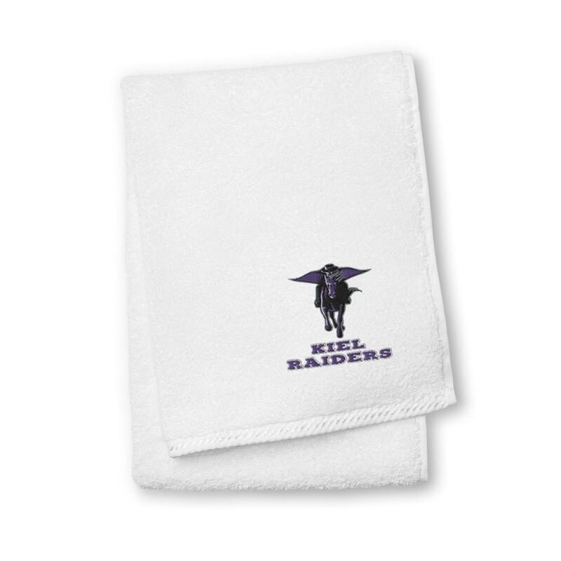 Kiel Raiders Turkish cotton towel