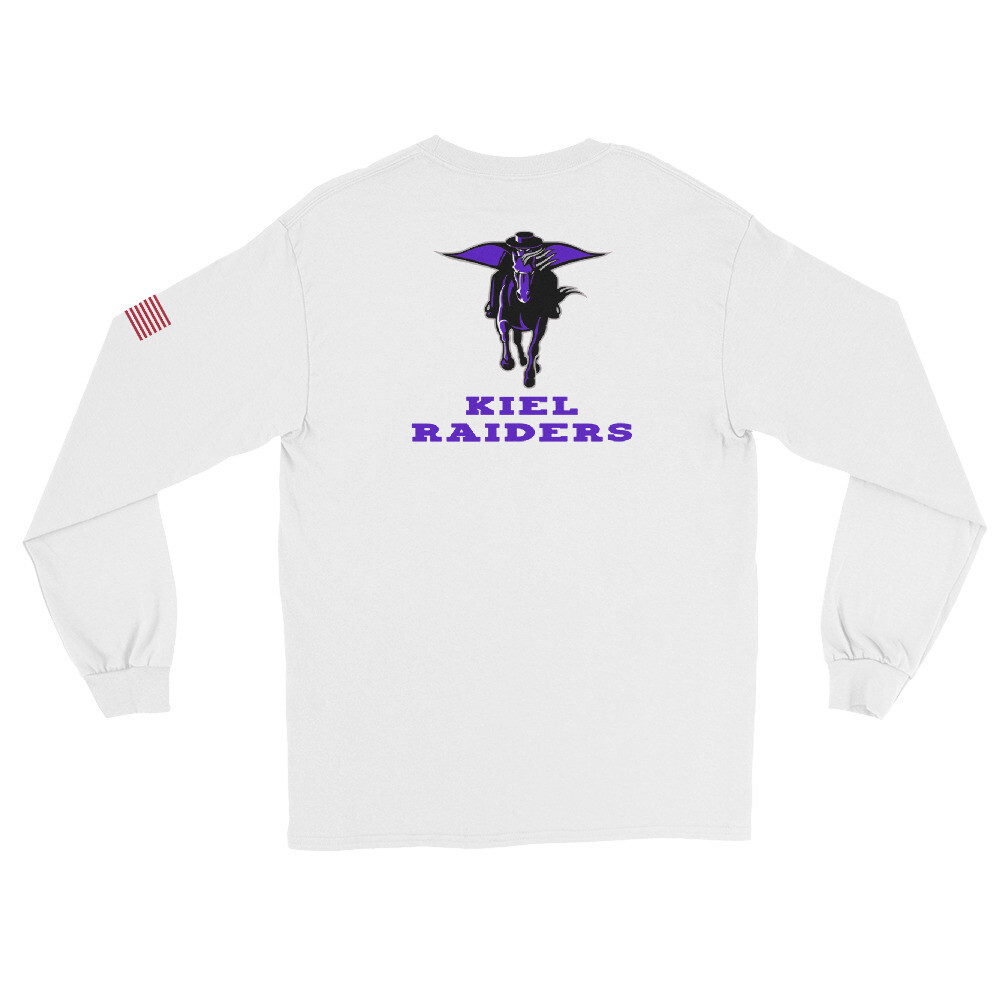 Kiel Raiders USA Men's Long Sleeve Shirt