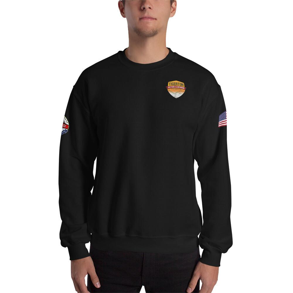 RL4WD Tigerton USA Unisex Sweatshirt