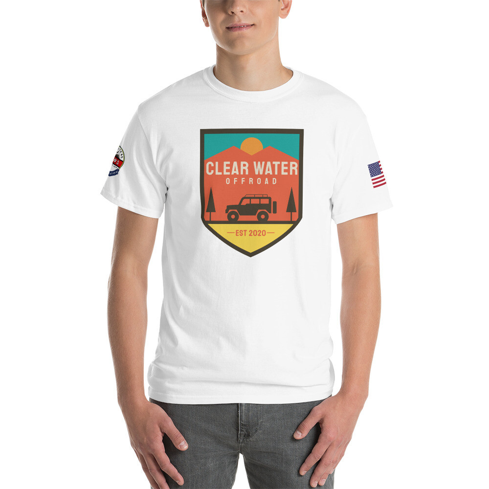 Clearwater USA RL4WD Short Sleeve T-Shirt