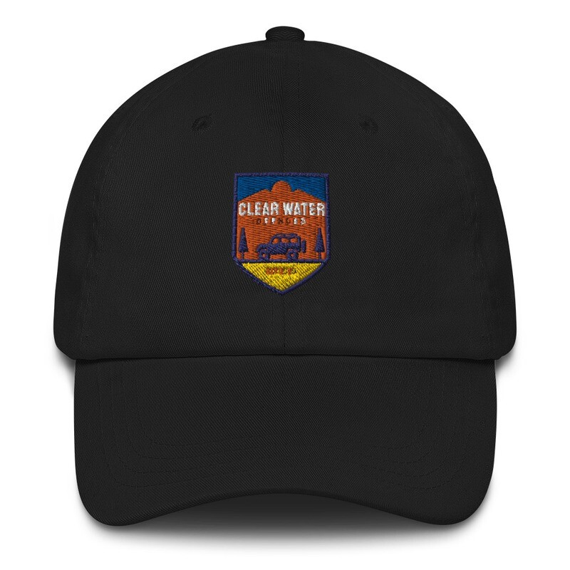 Clearwater hat