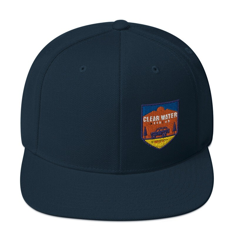 Clearwater Snapback RL4WD Hat