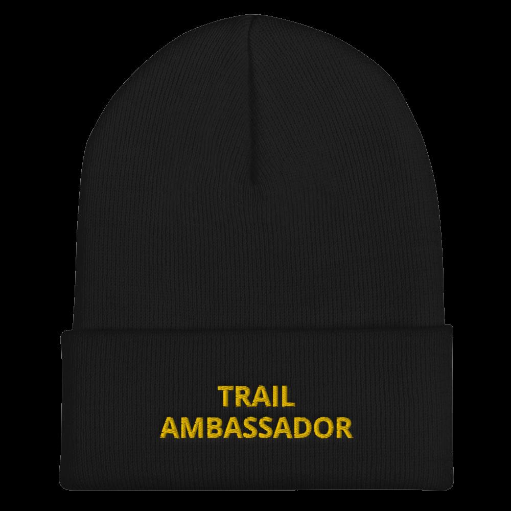 Trail Ambassadors Cuffed Beanie