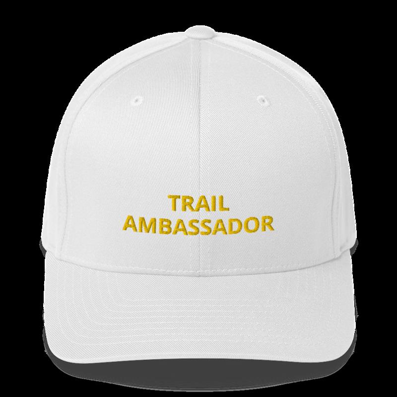 Trail Ambassador Structured Twill Cap