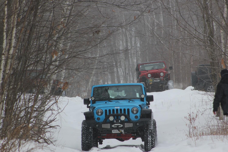 Americas Trails / RL4WD Membership