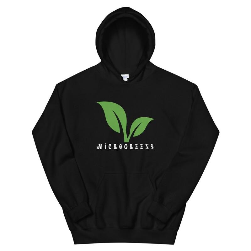 Microgreens Unisex Hoodie