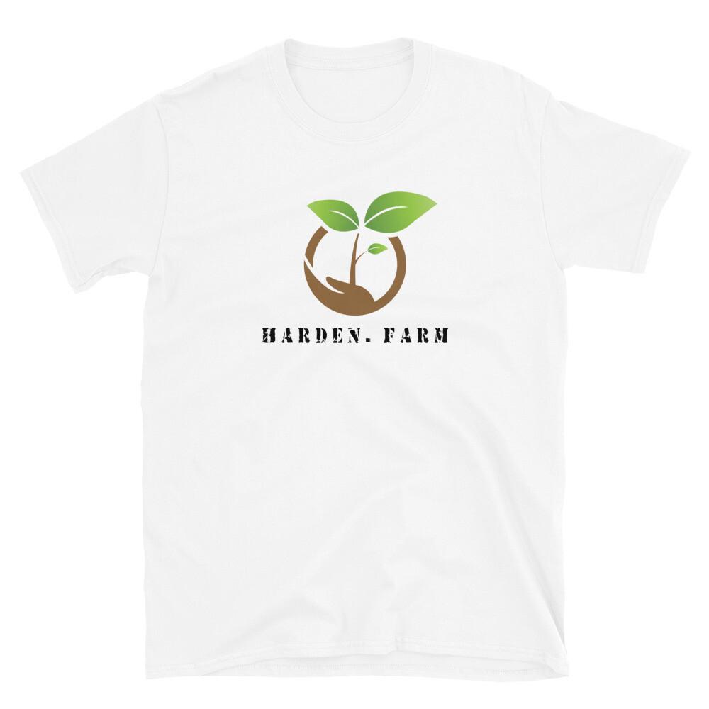 Harden Farm Hand Grow Short-Sleeve Unisex T-Shirt