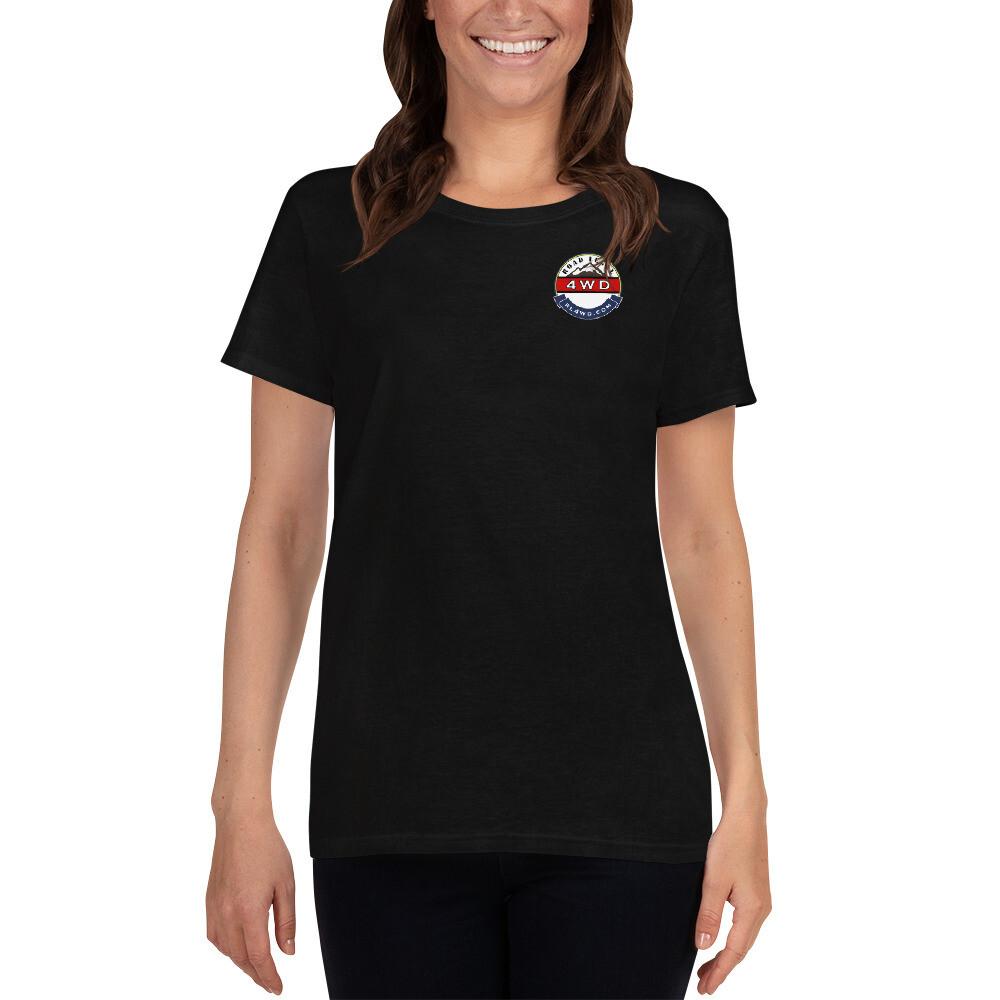 Women's short sleeve RL4WD t-shirt