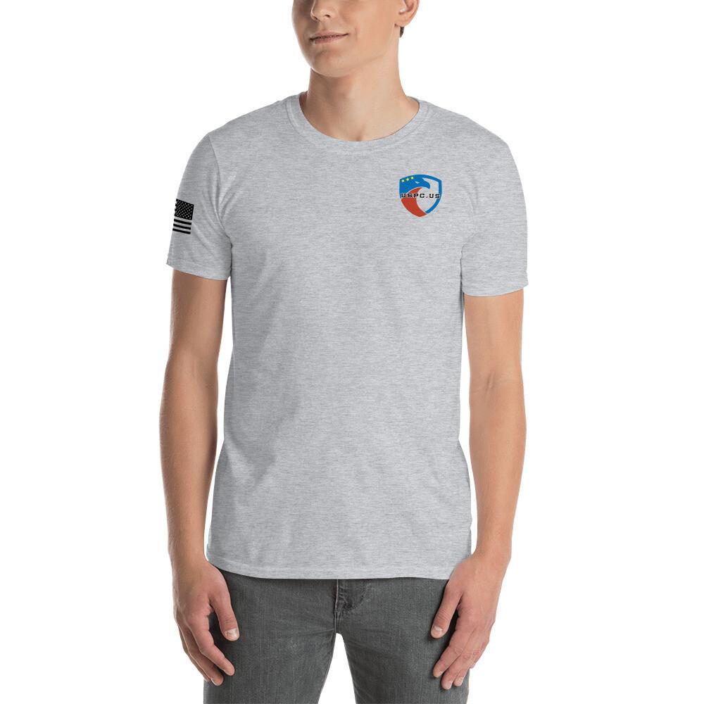 USPC Basic Short-Sleeve Men's T-Shirt